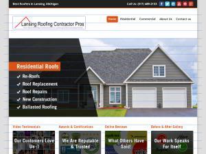 Lansing Roofing Contractor Pro 120 N. Washington Suite 300. Lansing, MI  48933